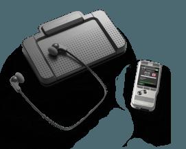 PocketMemo Diktier- und Transkriptionsset