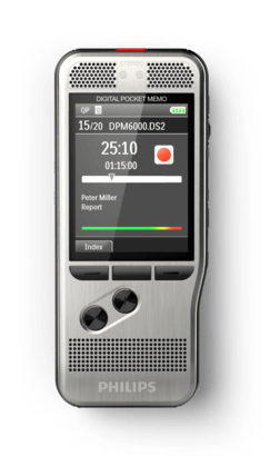 PocketMemo Diktiergerät